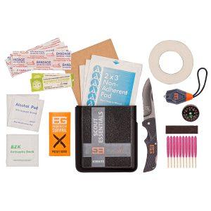 bear grylls survival set kit ausrüstung