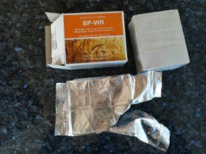BP WR Notnahrung BP-5 Krise nahrung prepper survival überleben